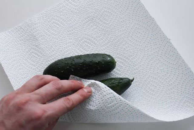 How to keep Cucumbers